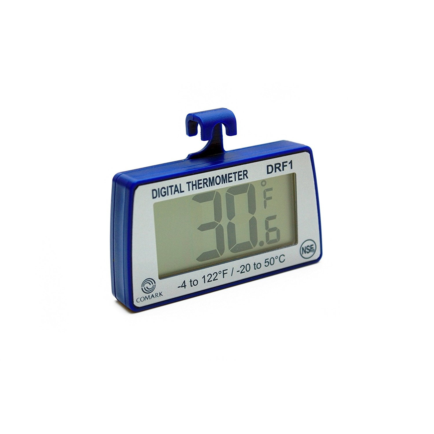 Küchenprofi Thermometer Digital Comark Instruments Drf1 Digital Refrigerator And Freezer Thermometer