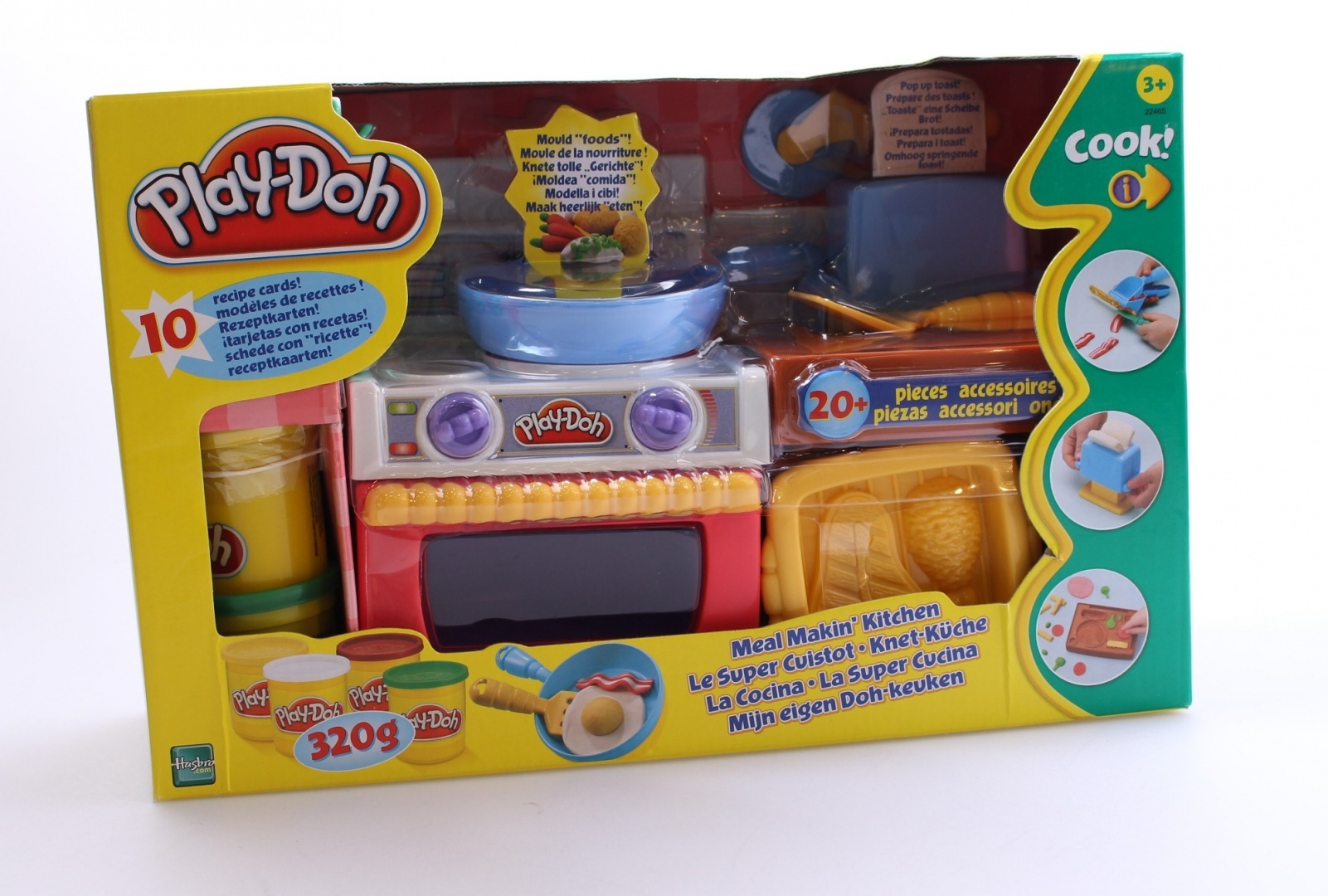 Play Doh Küche Play Doh Fun With Food Meal Makin Kitchen