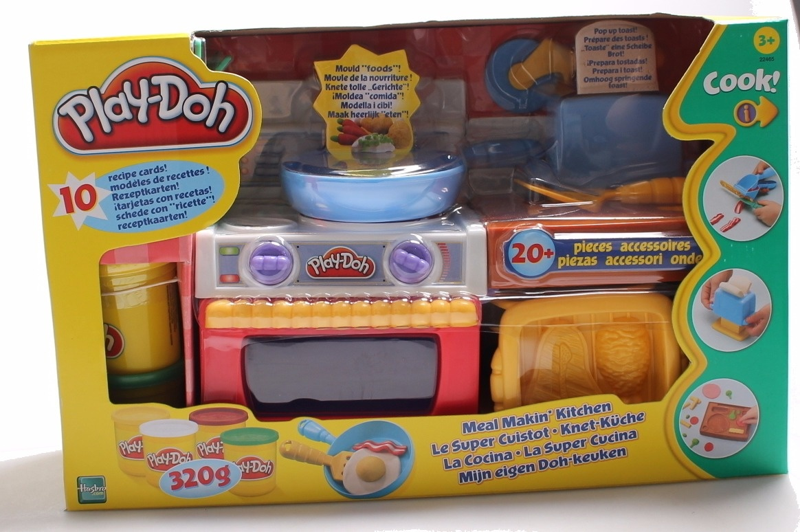 Play Doh Knet Küche Play Doh Fun With Food Meal Makin Kitchen