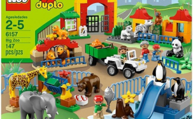 Lego Duplo Legoville Big Zoo 6157 By Lego Shop Online