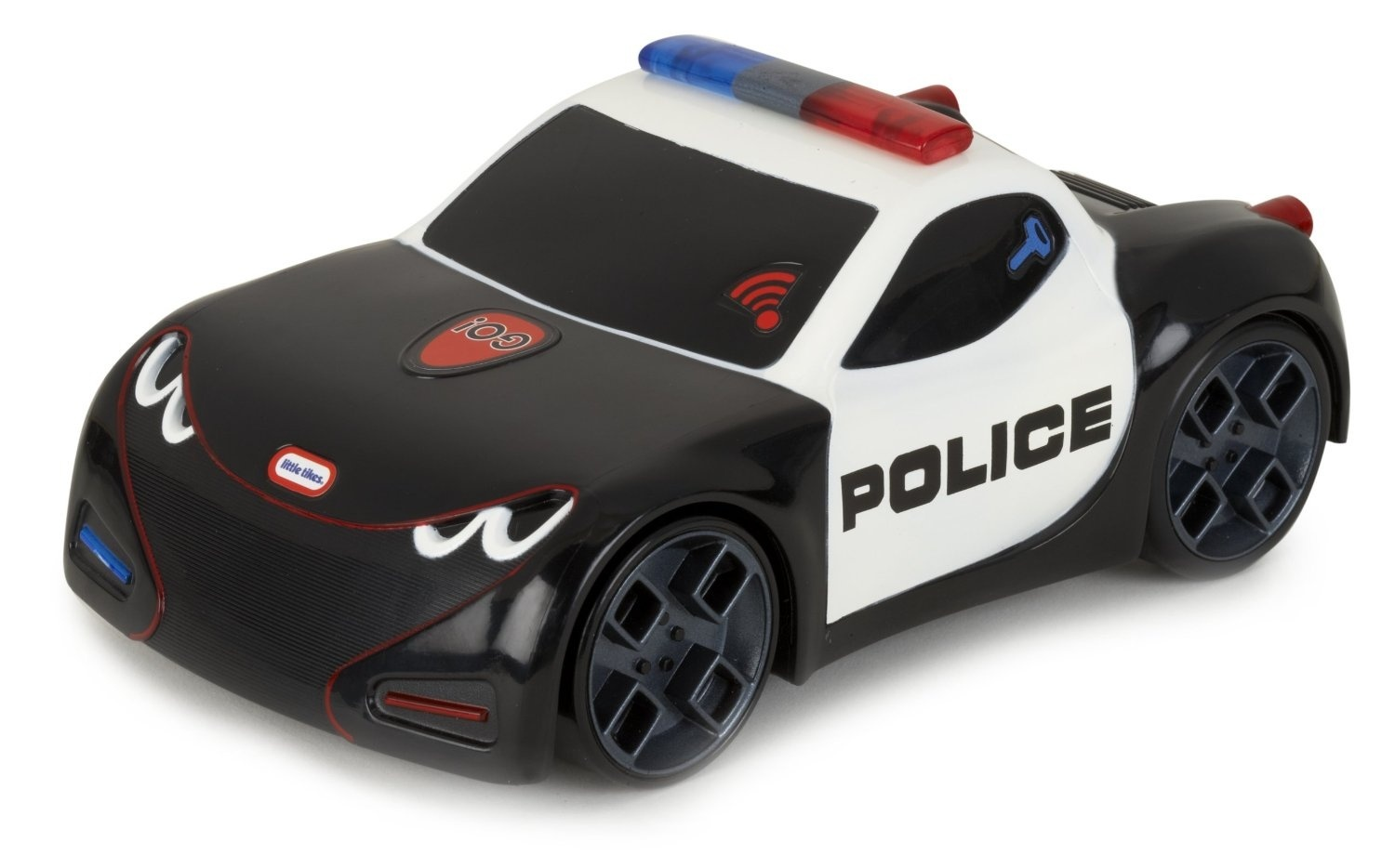 Tike Securite Notice Little Tikes Touch N Go Racer Police Car