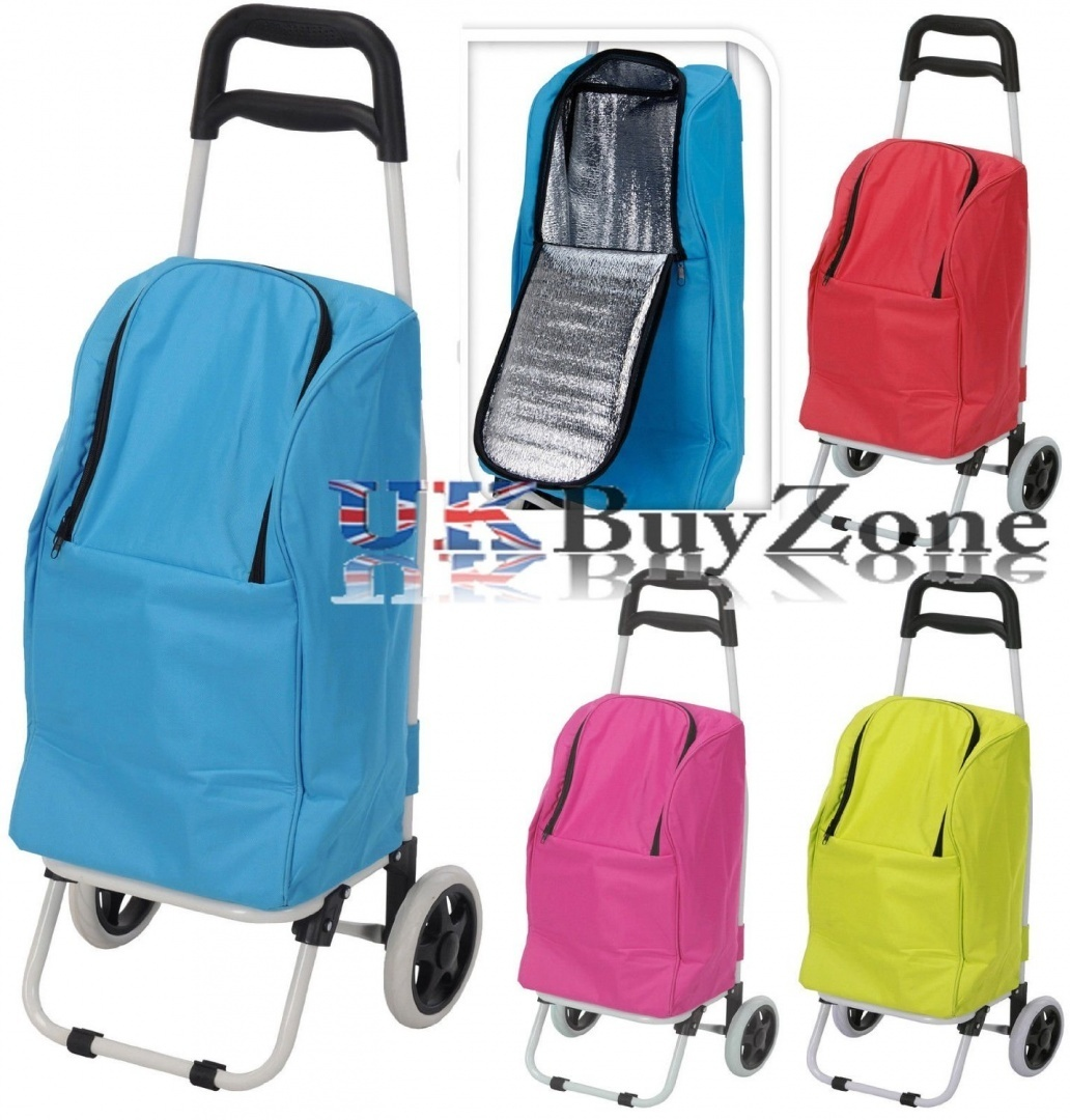 Shopping Trolley Bag On Wheels Australia 2 In 1 Folding Wheeled Insulated Shopping Trolley Cart Cool Cooler Bag Wheels