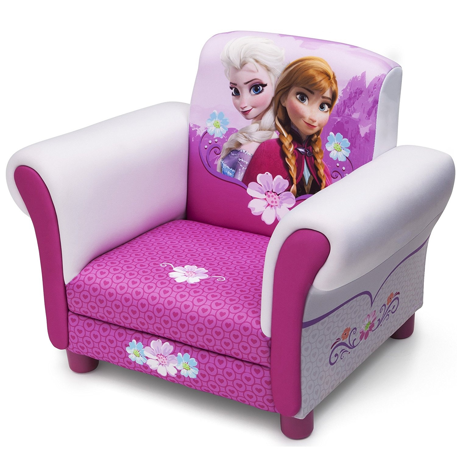Upholstered Children's Chairs Disney Cars Children S Upholstered Chair By Delta Children