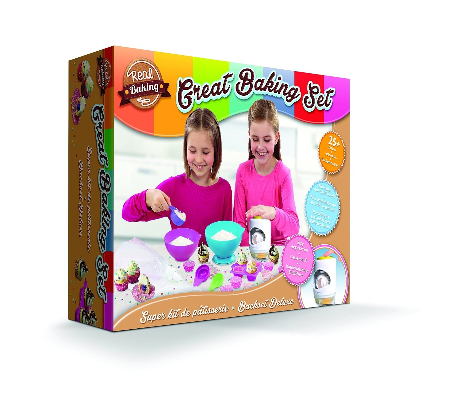 Backutensilien Online Vivid Imaginations Great Baking Set