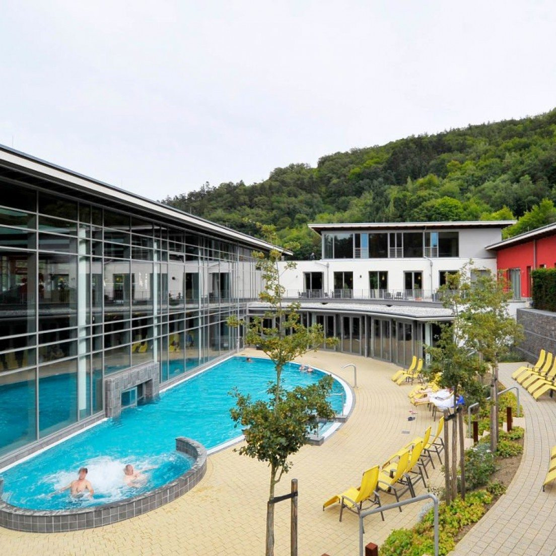 Deko Bad Bertrich Wellnesstag In Der Therme Bad Bertrich Geschenkidee De