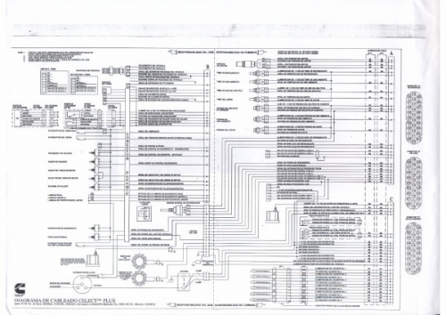 renault diagrama de cableado celect