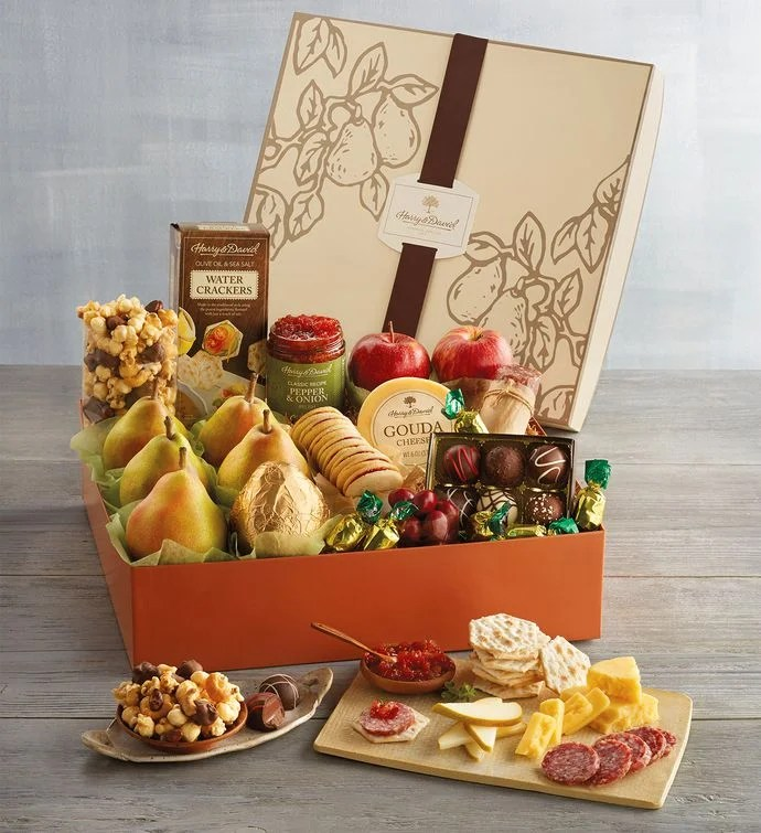 Founders39 Favorites Gift Box Gourmet Food Gifts Harry