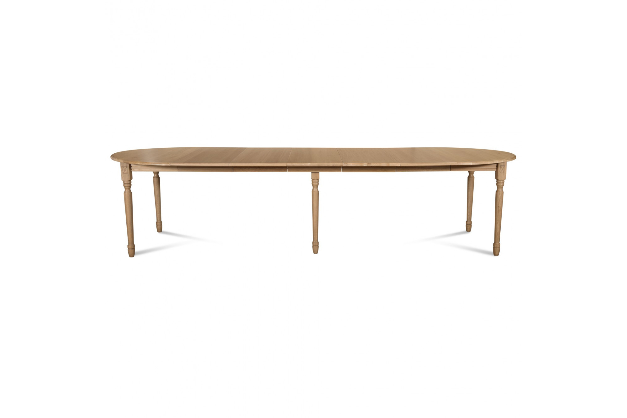 Table Pour 6 Table Ronde Extensible 12 Personnes Hellin