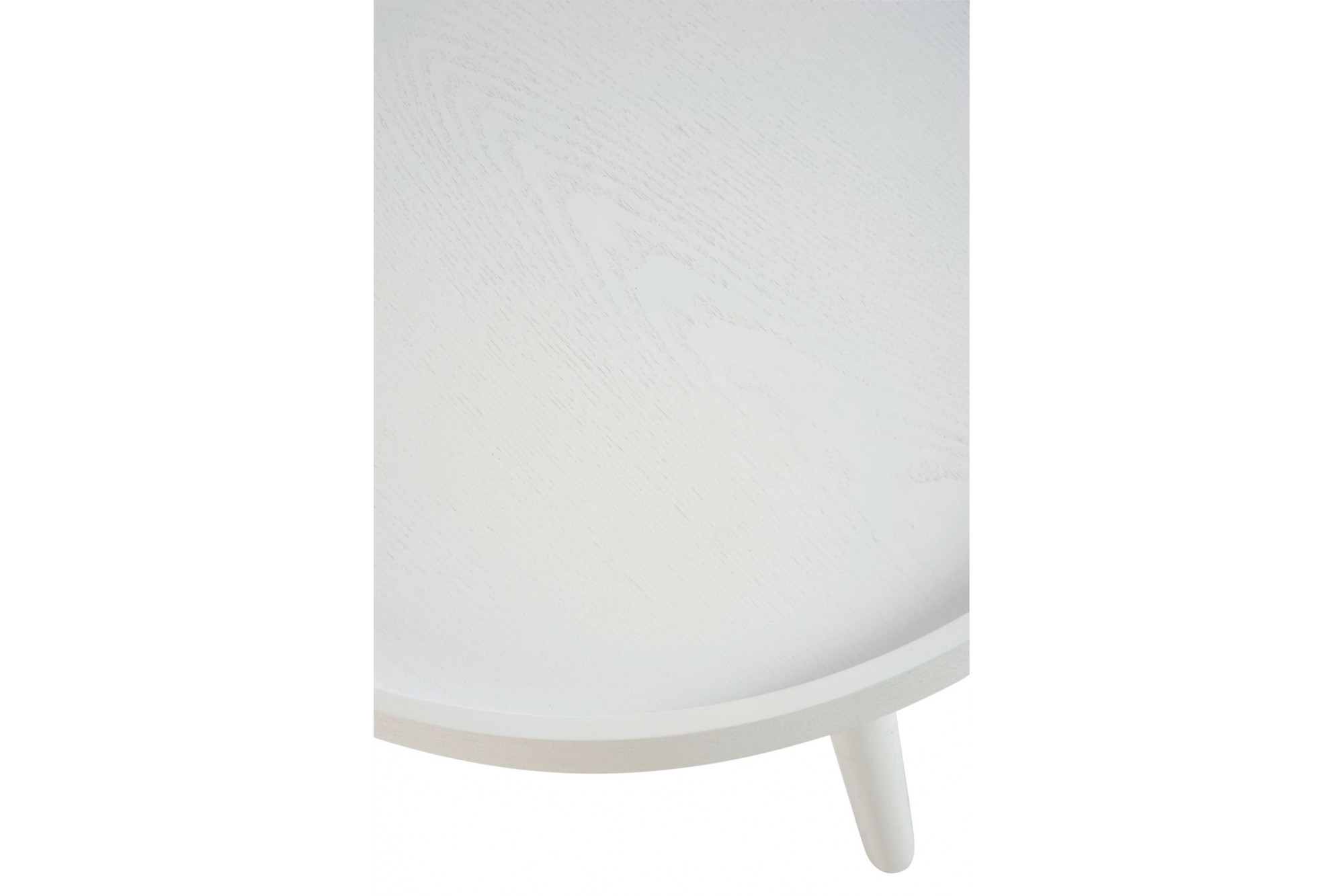 Table Basse Ronde Moderne Table Basse Ronde Moderne Blanche Hellin