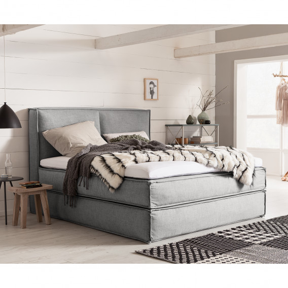 Home24 Betten Boxspringbett Kinx | Home24