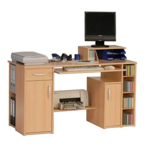 Schreibtisch Buche Hell Steelcase Schreibtisch Buromobel