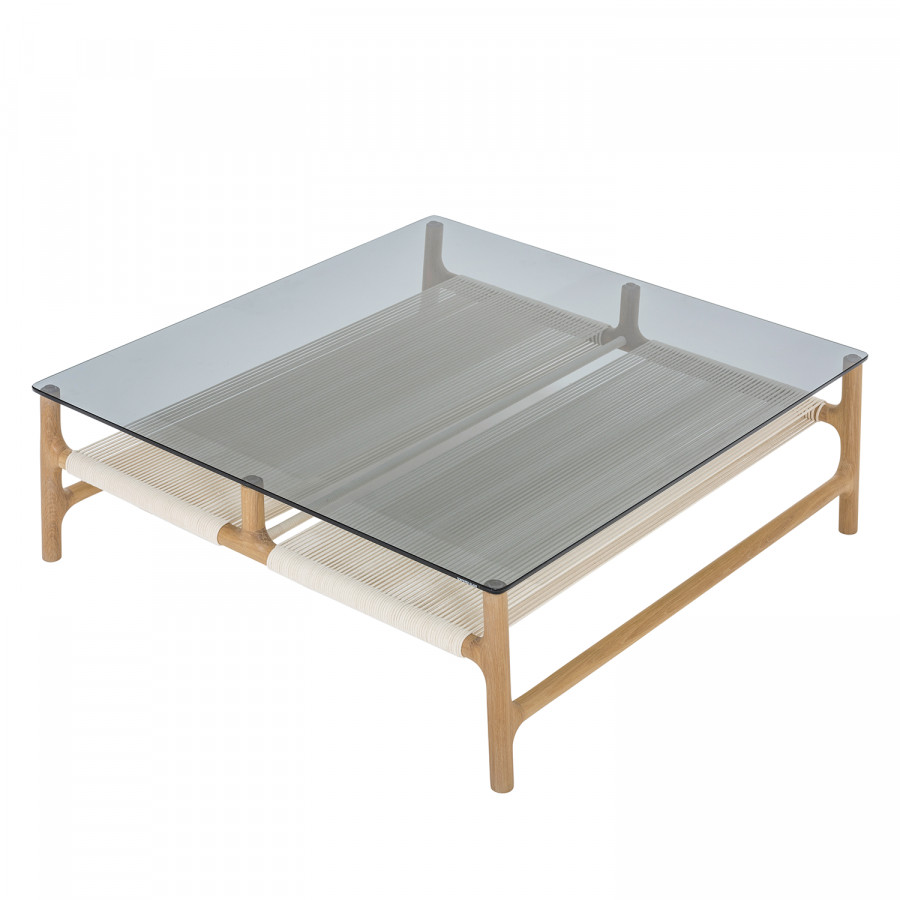 Table En Chene Clair Table Basse Fawn