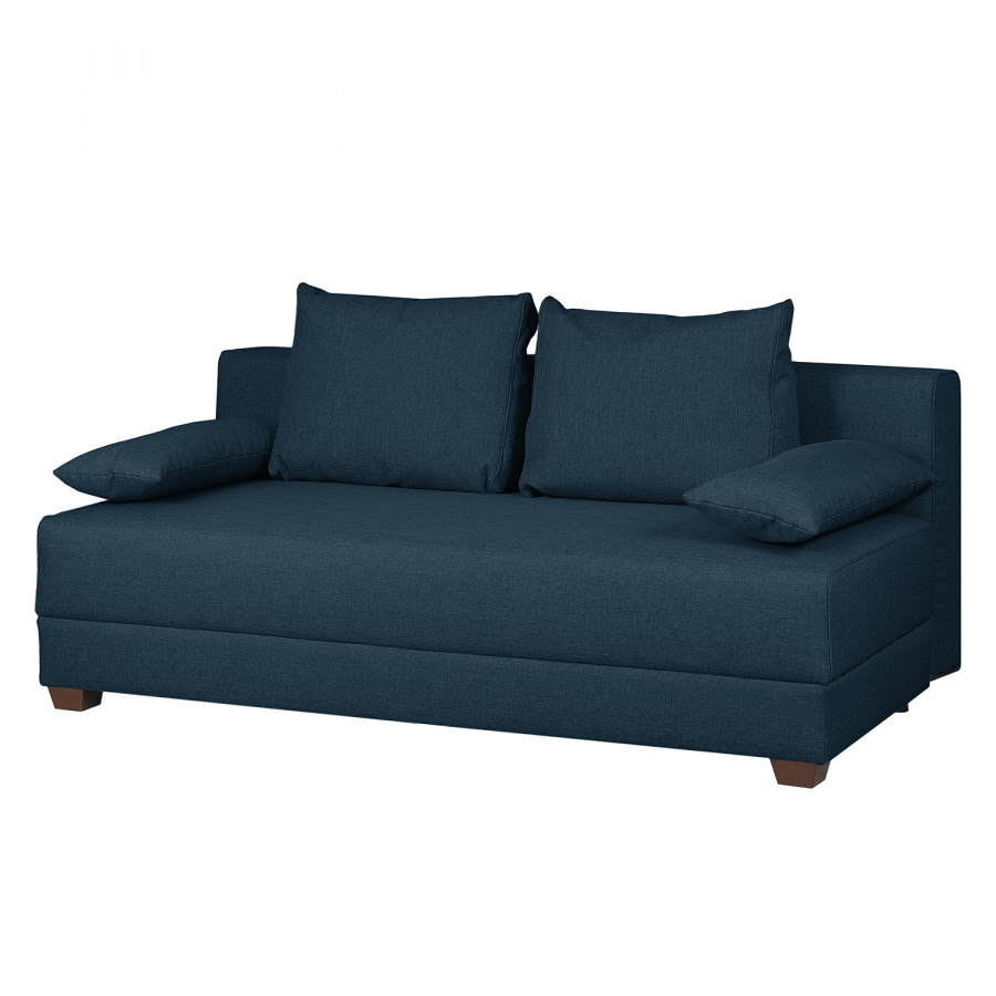 Couch Boxspring Boxspring Schlafsofa Dingo Webstoff