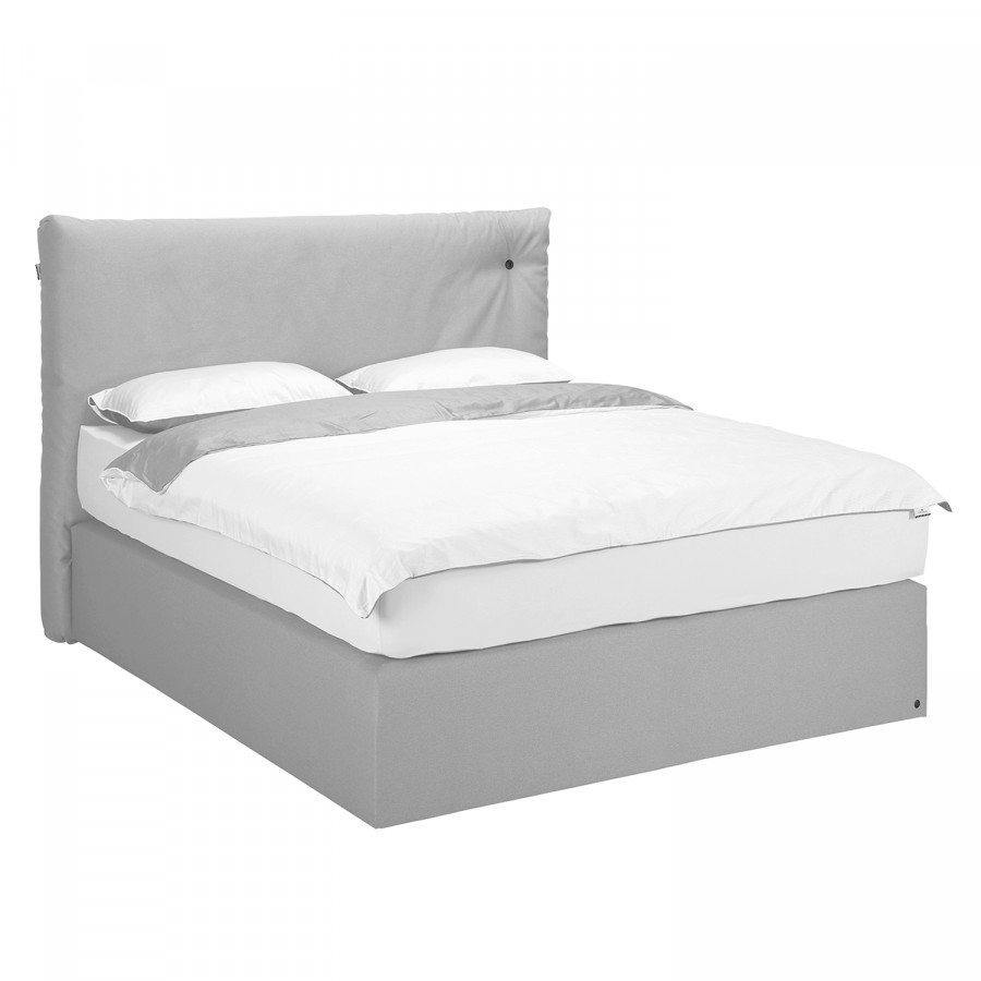 Boxspringbett Gestell Boxspringbett Soft Cloud Webstoff