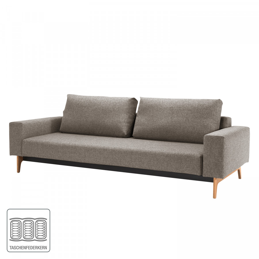 Schlafsofa Idun Webstoff Home24 At