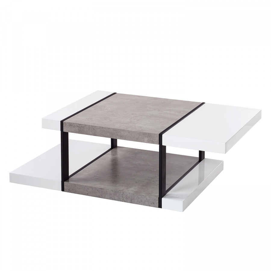 Table Basse En Beton Table Basse Kempton