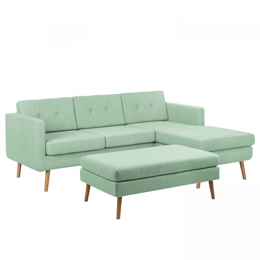 Ecksofa Clintwood Ecksofa Croom I Home24