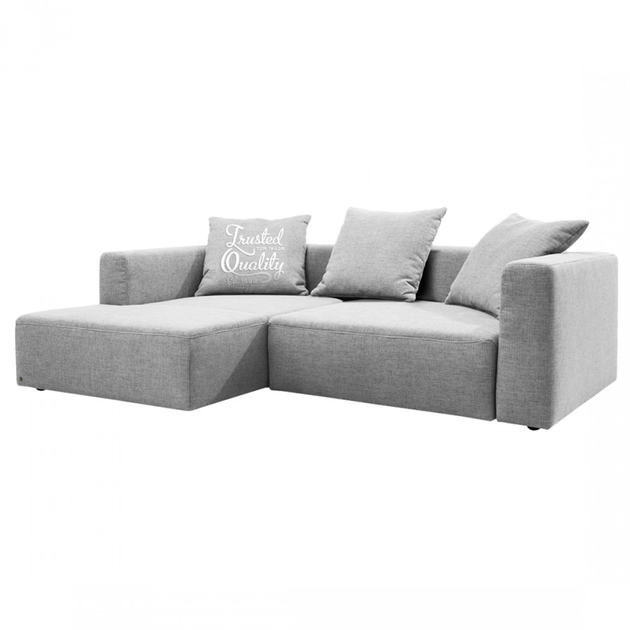 Ecksofa Links Ecksofa Heaven Casual Webstoff