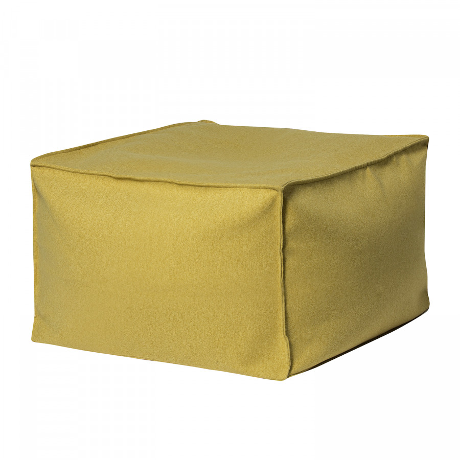 Barhocker Yellow Möbel Fußhocker Loft Felt Filz