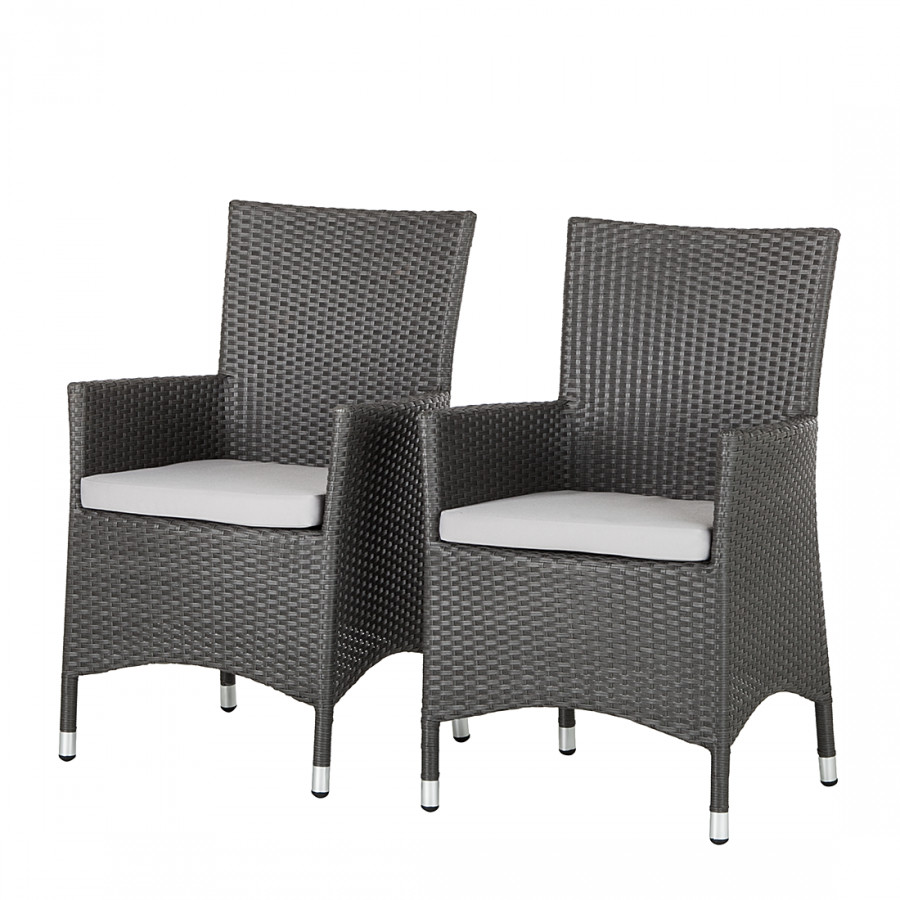 Lounge Sessel 2er Set Gartensessel Paradise Lounge 2er Set