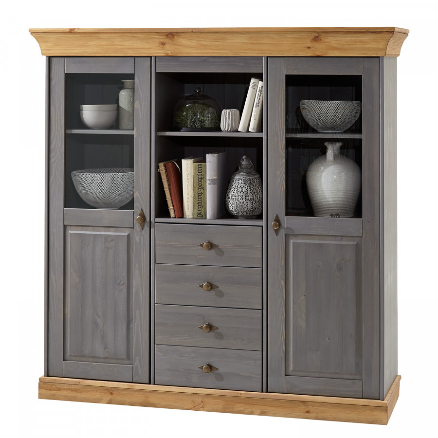 Highboard Landhaus Highboard Bergen
