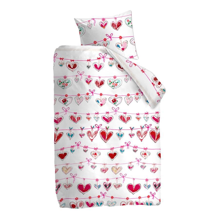 Kinder Bettwäsche Pink Renforce Bettwäsche Set Kinder