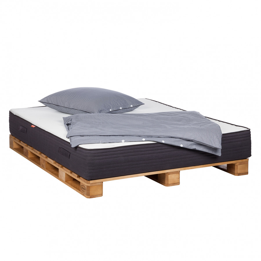 Palleten Bett Palettenbett Smood