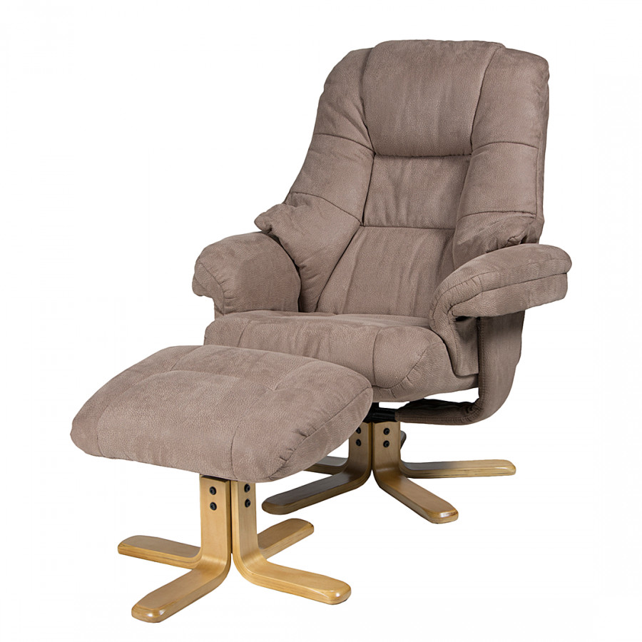 Relax Sessel Relaxsessel Lacanau Mit Hocker