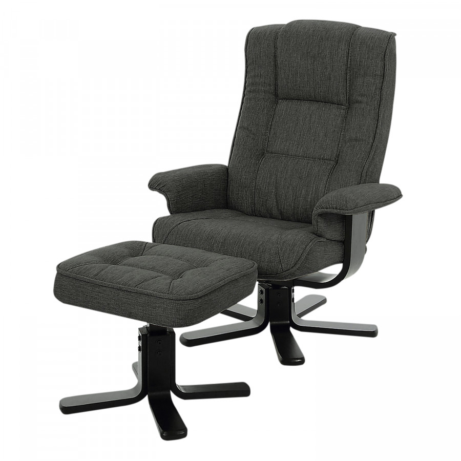 Fauteuil Repose Pied Fauteuil De Relaxation Wenzo