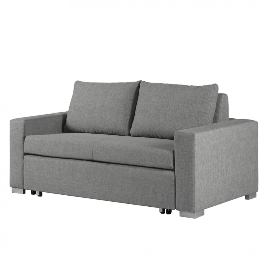Bettsofa Home24 Schlafsofa Latina Webstoff