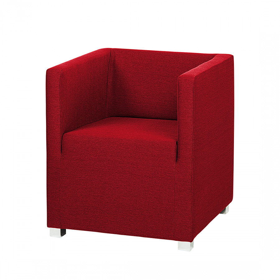 Sessel In Rot Sessel Carmen