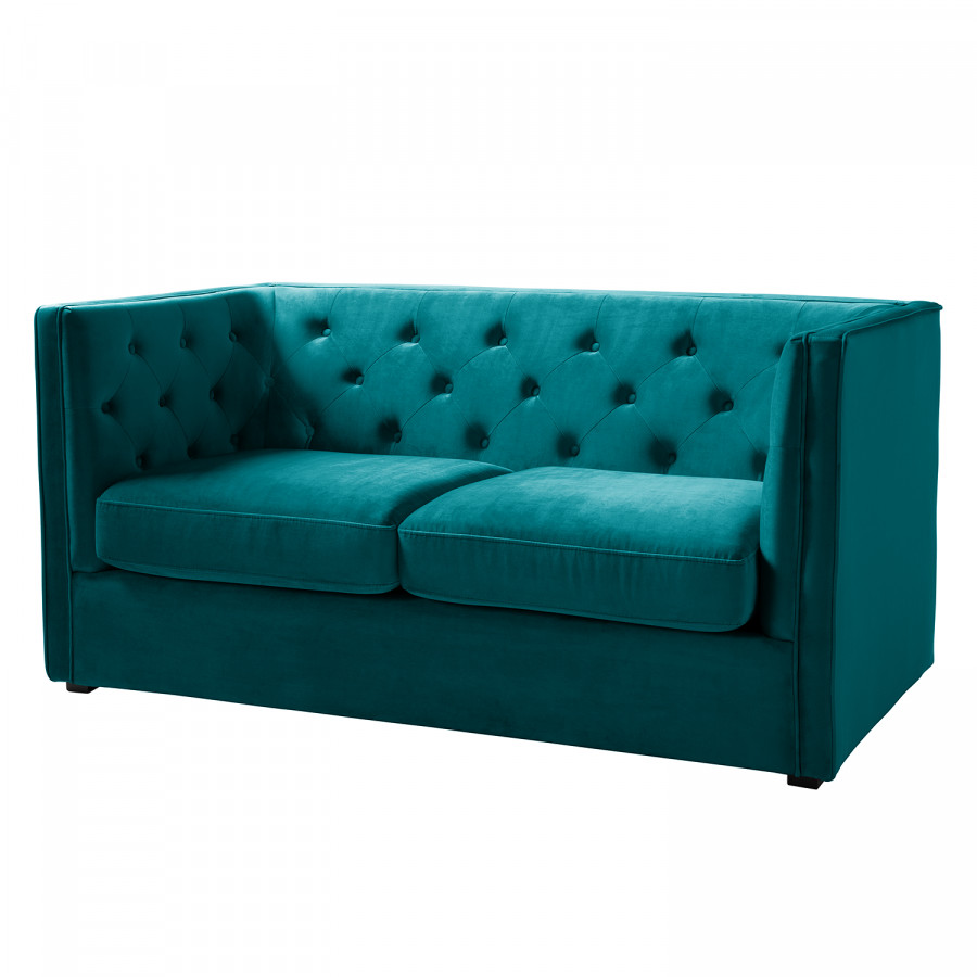 Microfaser Couch Sofa Tremont Microfaser 2 Sitzer