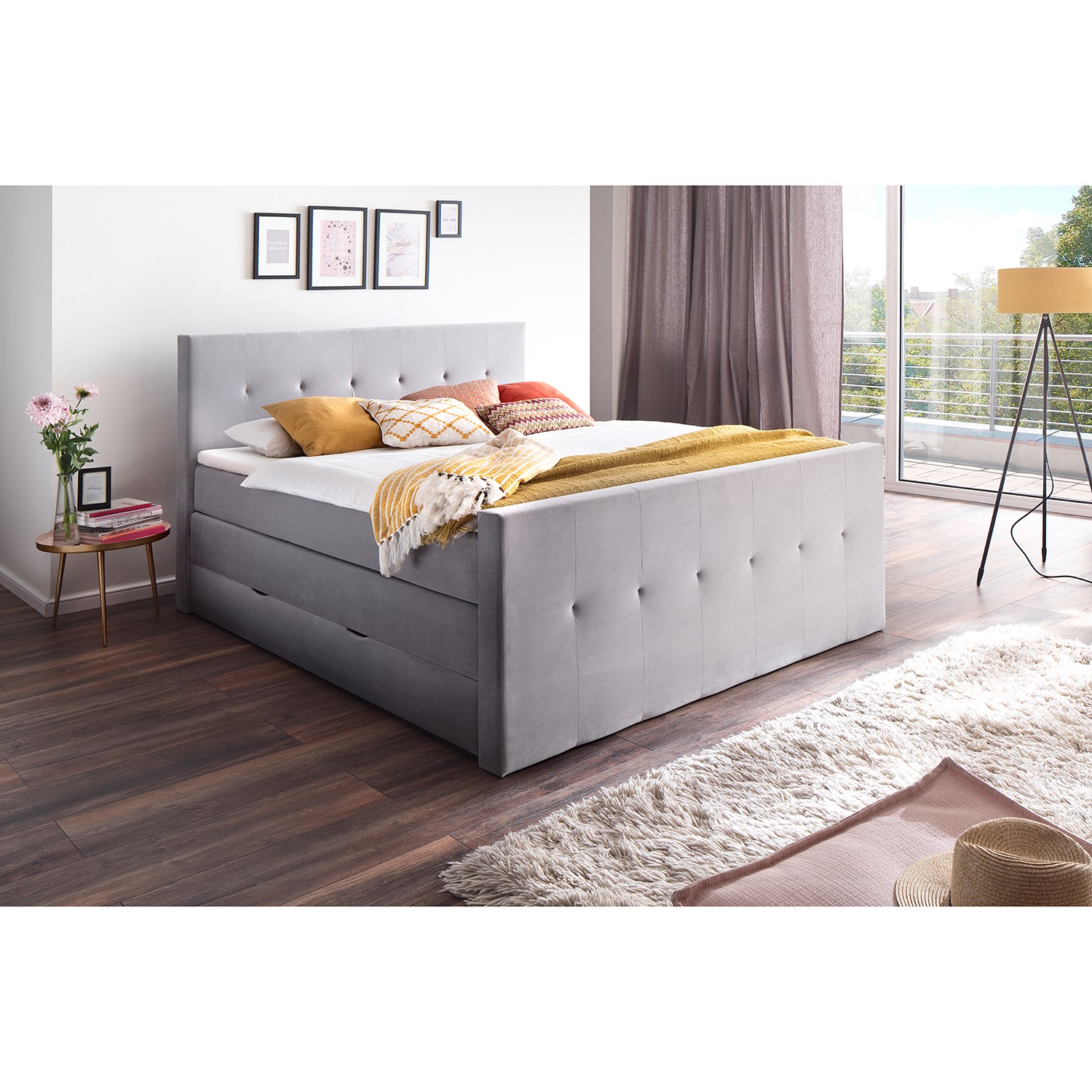 Beste Boxspringbetten Test ᐅᐅ10 2019 Home24 Boxspringbett Alle Top Produkte Am
