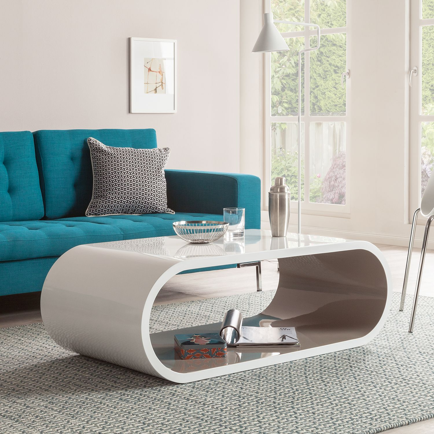 Fredriks Couchtisch Two Colour Couchtisch Two Colour