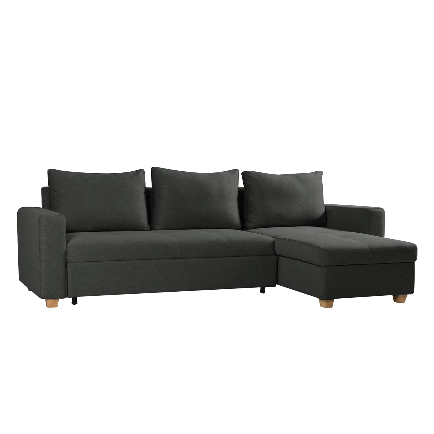Smart Ecksofa Anna Ecksofa Schlaffunktion Landhausstil Mtec Metall