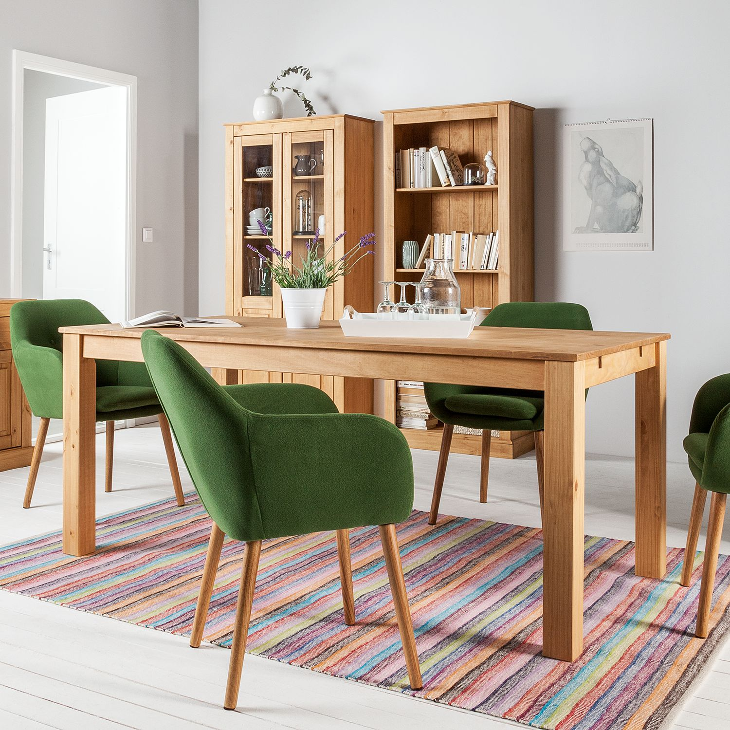 Table Manger Table A Manger Design Extensible Ronde Fs Inspire