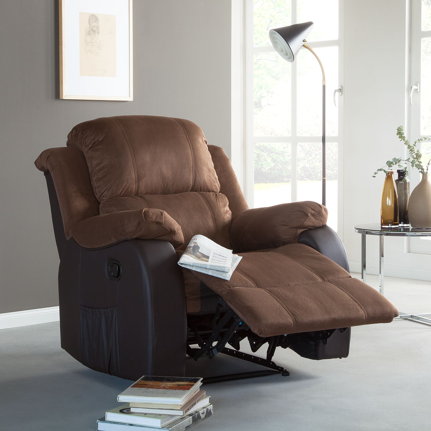 Relaxsessel Design Relaxsessel Racer Good Relaxsessel Comfort Tv Design Relaxsessel