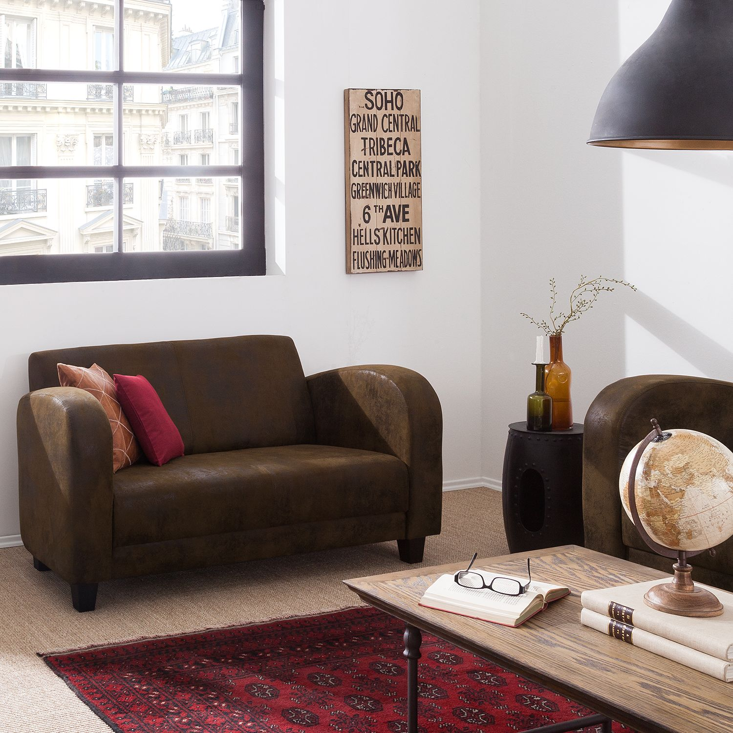 Schlafzimmer Set Tollow Sofa Tullow 2 Sitzer