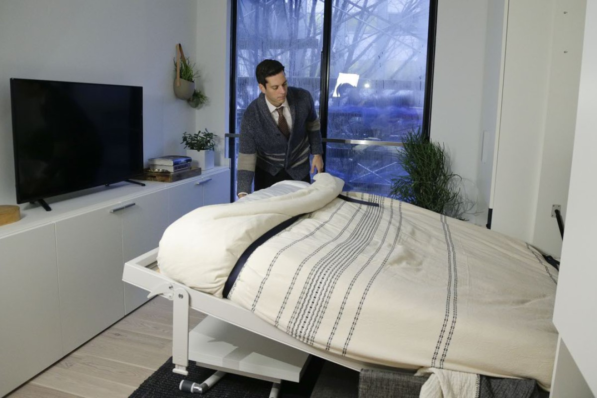 Sofa King Podcast Challenger Living Little In The Big Apple Are Micro Apartments The Answer To