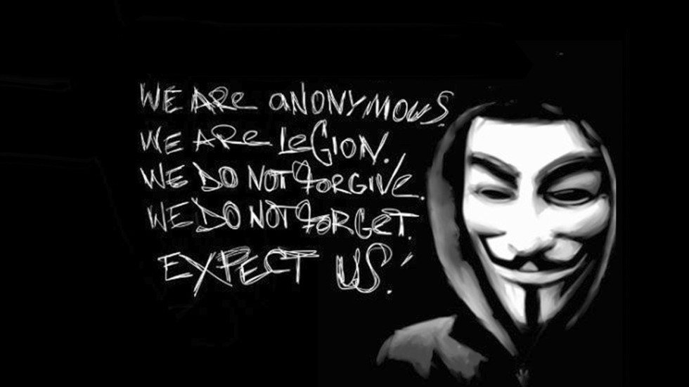V For Vendetta Quotes Hd Wallpaper Hackers Group Anonymous Shuts Down Websites After