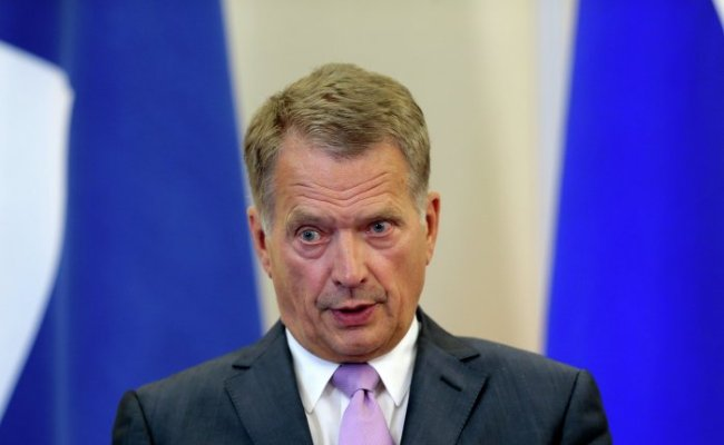 Finnish President Announces Intention To Run For