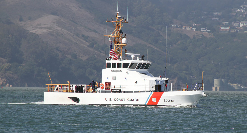 US Coast Guard Officer Accused of White Supremacism, Reassigned for