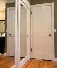 Mirror Closet Doors in Cupertino