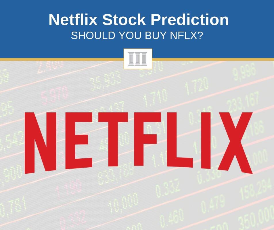 netflix stock forecast 2018