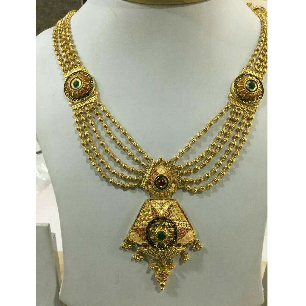 Mala Design Fency Mag Mala Designs Catalog Manufacturer In Ahmedabad Jewelxy