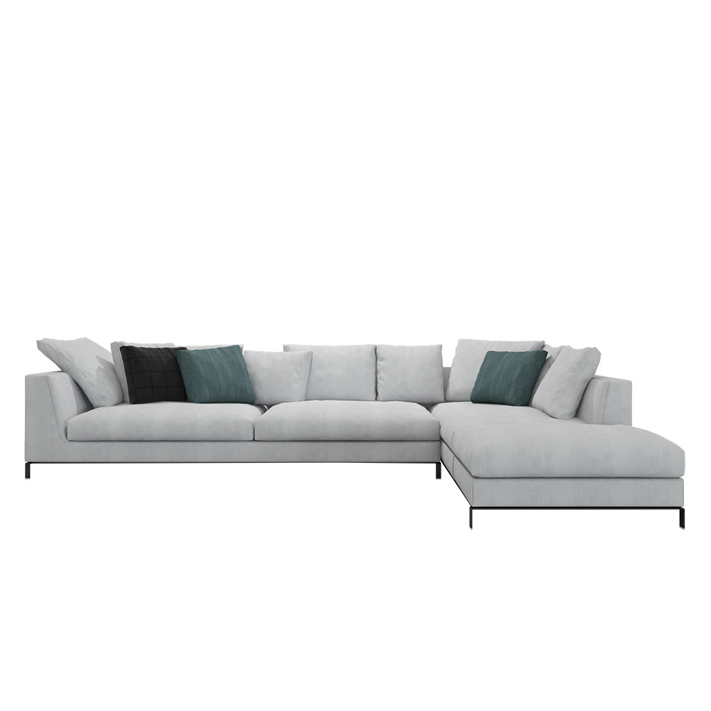 And Sofa Concetto Sectional Sofa