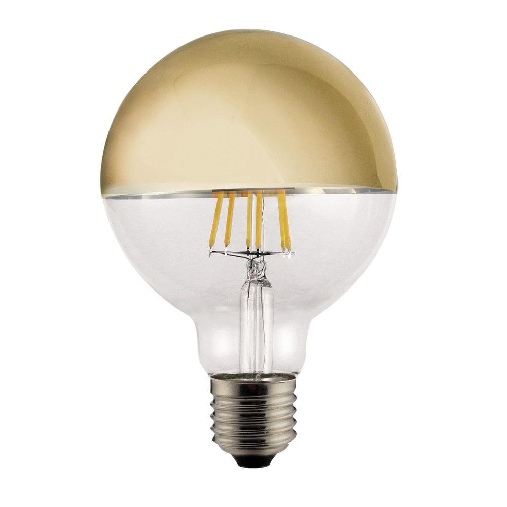Bombillas Led Decorativas Bombilla Led Decorativa E27 6w Oro