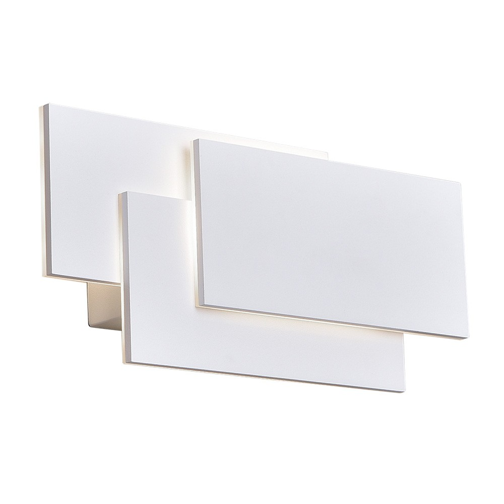 Lamparas De Aplique Para Pared Aplique Led Bastra 12w Lamparas Es