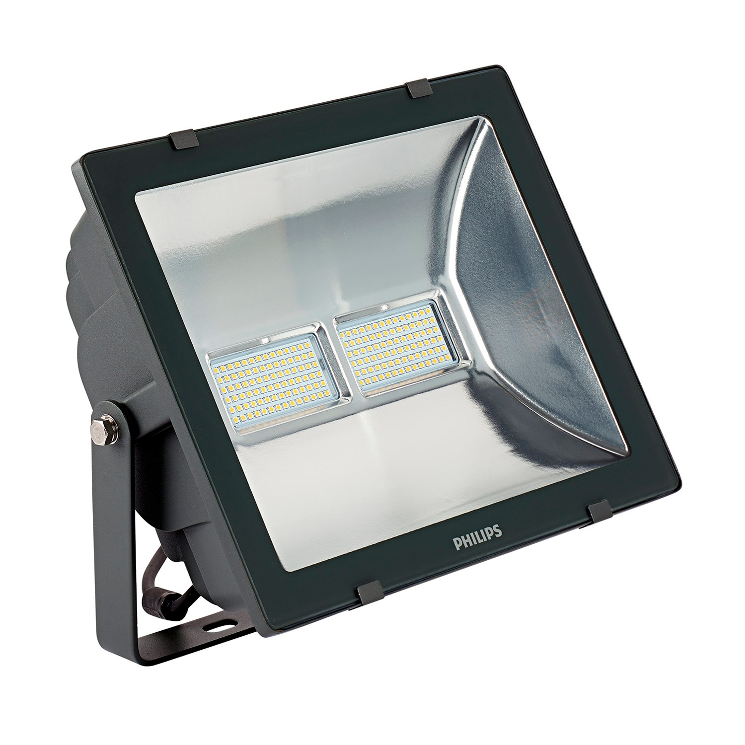 Projecteur Led Exterieur Blanc Projecteur Led Philips Floodlight Maxi 100w Bvp106 Ledkia