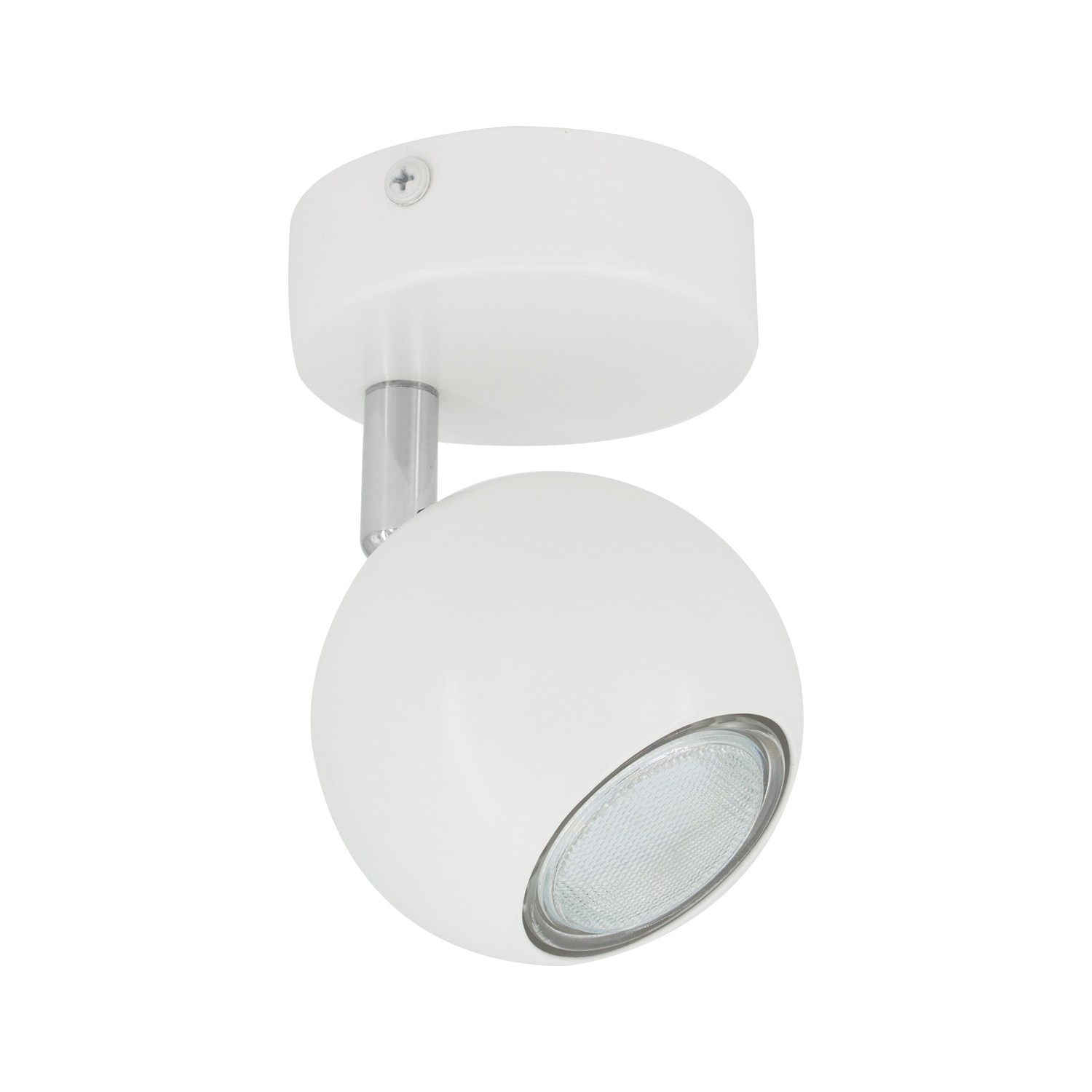 Applique Murale Gu10 Applique Murale Orientable Ates 1 Spot Blanc